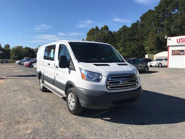 2017 Ford Transit Van 250 Van Low Roof 60/40 Pass.130-in. WB