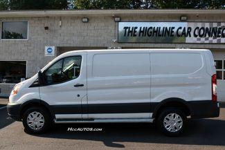 "2017 Ford Transit Van T-250 130"" Low Rf 9000 GVWR Swing-Out RH Dr Waterbury, Connecticut 2"
