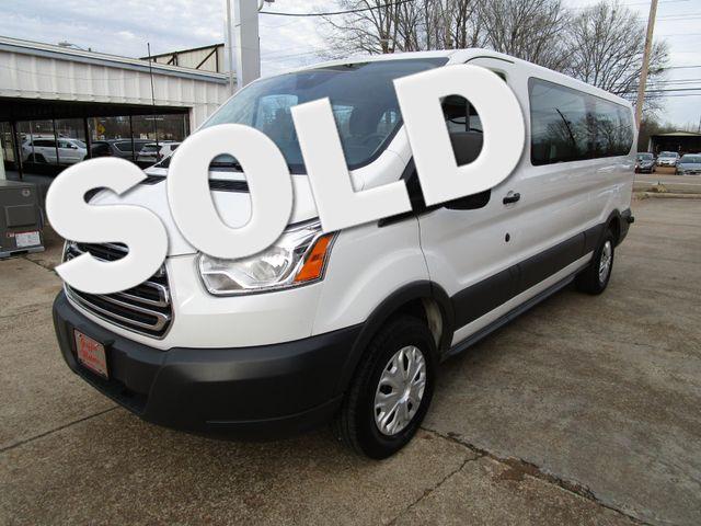 2017 Ford Transit Wagon 15 Passenger XLT Houston, Mississippi