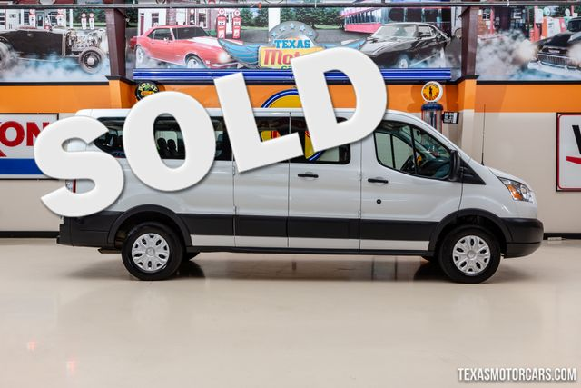 2017 Ford Transit Wagon XLT in Addison, Texas 75001
