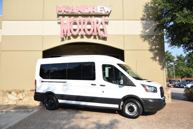 2017 Ford Transit Wagon XL Diesel Low Miles