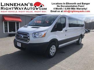 2017 Ford Transit Wagon in Bangor, ME