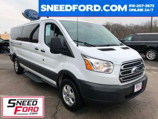 2017 Ford Transit Wagon XLT in Gower Missouri, 64454