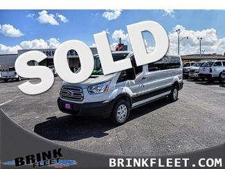 2017 Ford Transit Wagon T-350 148 Low Roof XL Sliding RH Dr | Lubbock, TX | Brink Fleet in Lubbock TX