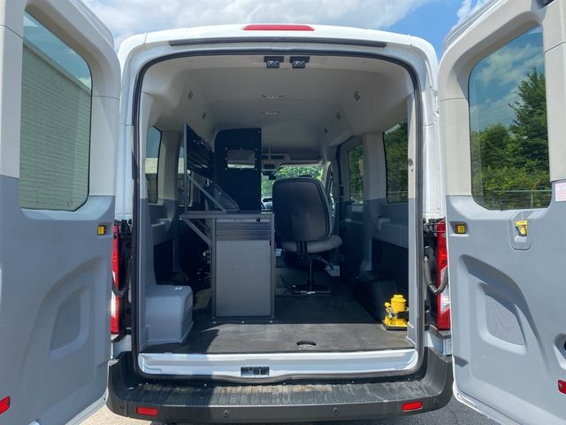 2017 Ford Transit Wagon XLT Madison, NC 16