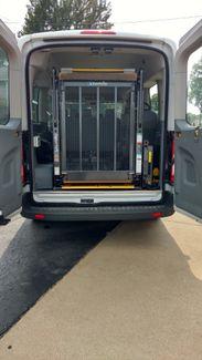 2017 Ford Transit Wagon XL Wheelchair Accessible Alliance, Ohio 5