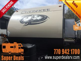 2017 Forest River CHEROKEE 274RK in Temple GA, 30179