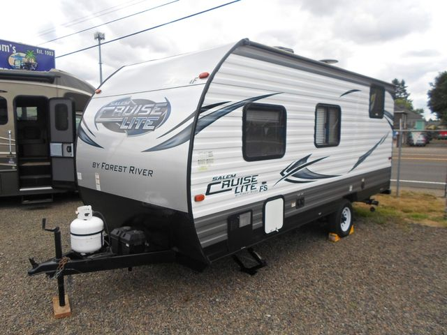 2017 Forest River Salem Cruse Lite 175BH Salem, Oregon
