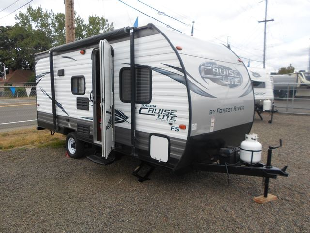 2017 Forest River Salem Cruse Lite 175BH Salem, Oregon 1