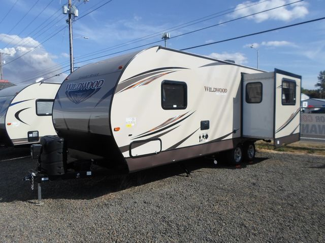 2017 Forest River Wildwood 25RKS Salem, Oregon