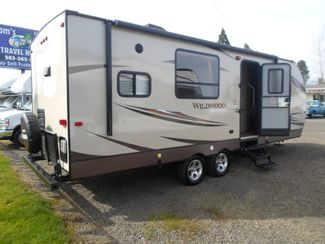2017 Forest River Wildwood 25RKS Salem, Oregon 2
