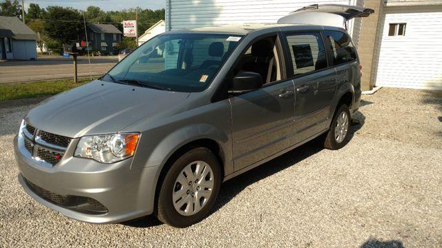2017 Fr Conversions Dodge Grand Caravan Wheelchair Accessible Van Alliance, Ohio 1