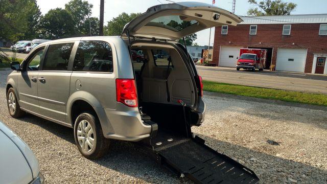 2017 Fr Conversions Dodge Grand Caravan Wheelchair Accessible Van Alliance, Ohio 3