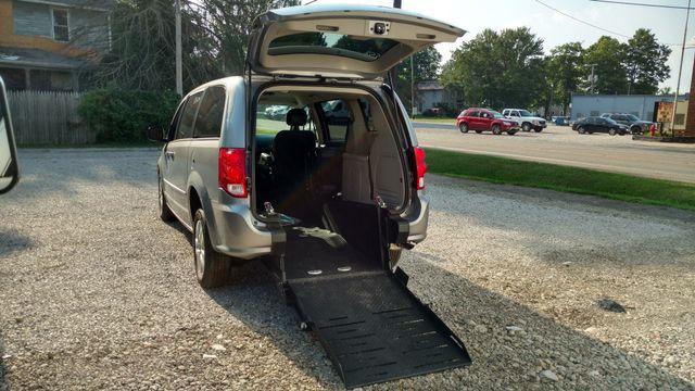 2017 Fr Conversions Dodge Grand Caravan Wheelchair Accessible Van Alliance, Ohio 8
