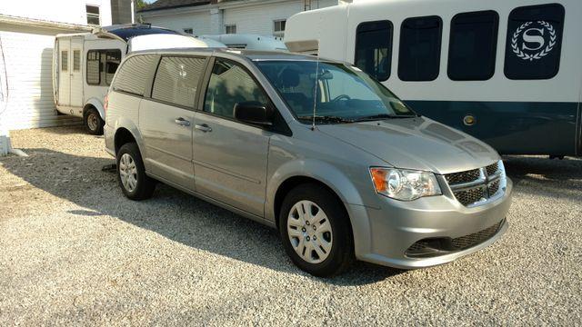 2017 Fr Conversions Dodge Grand Caravan Wheelchair Accessible Van Alliance, Ohio 11