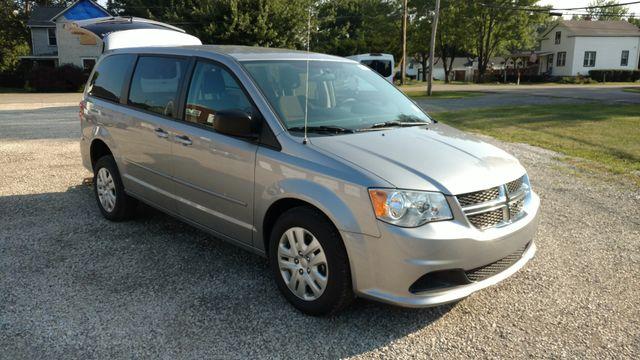 2017 Fr Conversions Dodge Grand Caravan Wheelchair Accessible Van Alliance, Ohio 16