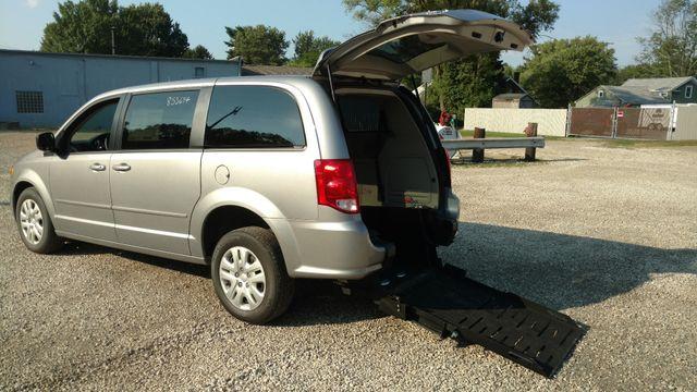 2017 Fr Conversions Dodge Grand Caravan Wheelchair Accessible Van Alliance, Ohio 18