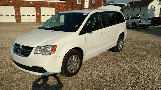 2017 Fr Conversions Wheelchair Accessible Van Alliance, Ohio 3