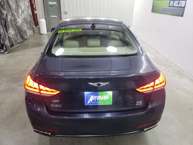 2017 Genesis G80 AWD All Wheel Drive 3.8L in Dickinson, ND 58601