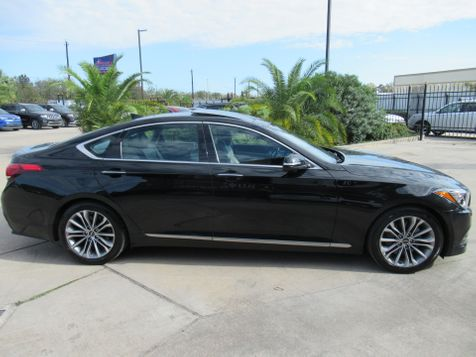 2017 Genesis G80 Ultimate AWD | Houston, TX | American Auto Centers in Houston, TX