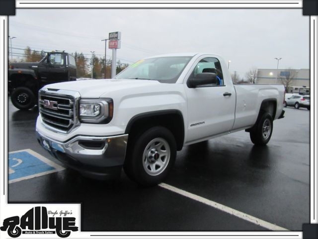2017 GMC 1500 Sierra Regular Cab in Burlington WA, 98233