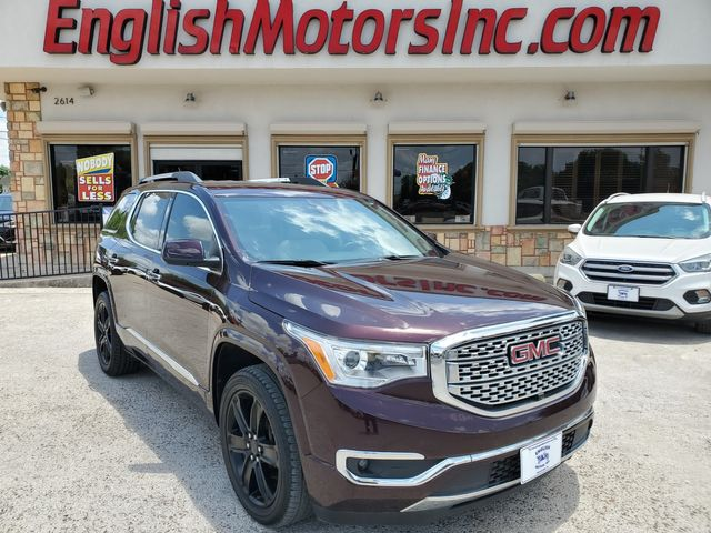 2017 GMC Acadia Denali in Brownsville, TX 78521