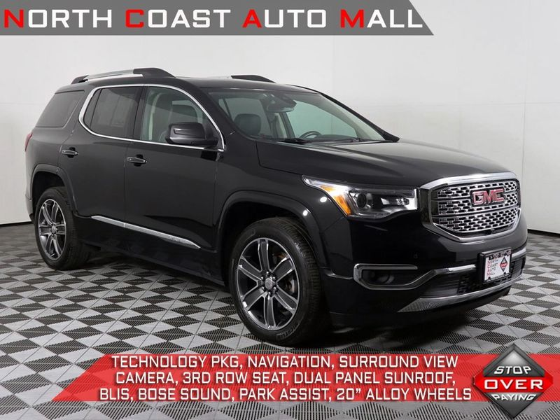 2017 GMC Acadia Denali  city Ohio  North Coast Auto Mall of Cleveland  in Cleveland, Ohio