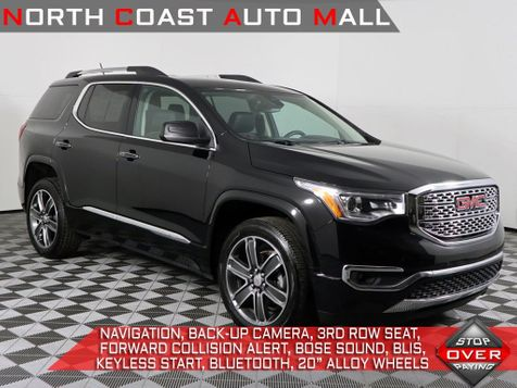 2017 GMC Acadia Denali in Cleveland, Ohio