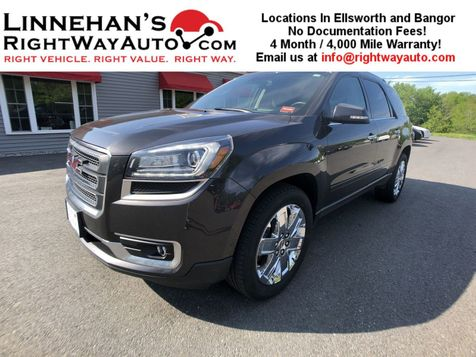 2017 GMC Acadia Limited  in Bangor