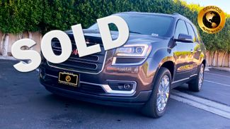 2017 GMC Acadia Limited 6-SPD  city California  Bravos Auto World  in cathedral city, California