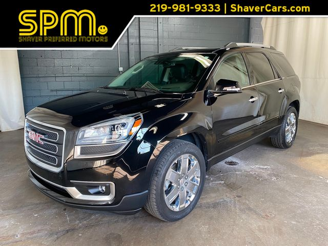 2017 GMC Acadia Limited 4d SUV FWD