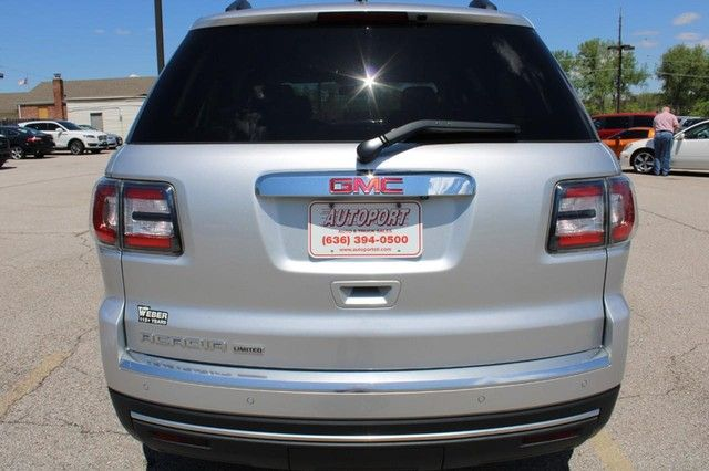 2017 GMC Acadia Limited St. Louis, Missouri 8