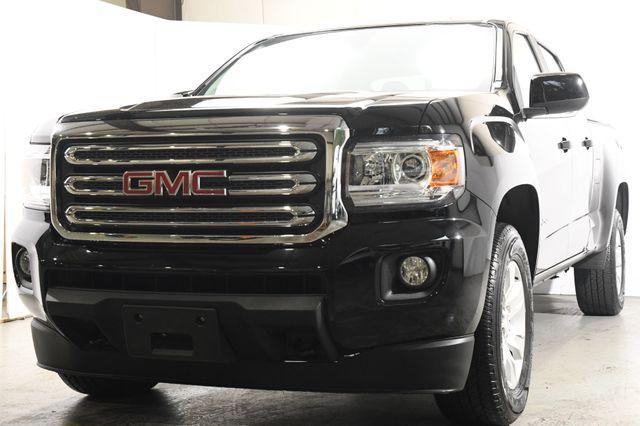 2017 GMC Canyon 4WD SLE w/ Forward Crash Alert & Heated Seats