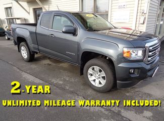 2017 GMC Canyon 4WD SLE in Brockport, NY 14420