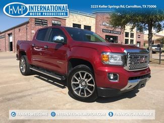 2017 GMC Canyon Denali 4WD in Carrollton, TX 75006