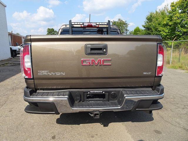 2017 GMC Canyon 4WD SLT Madison, NC 3