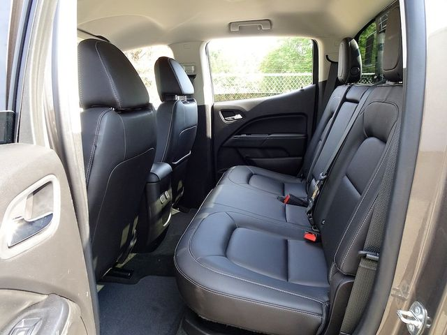 2017 GMC Canyon 4WD SLT Madison, NC 35