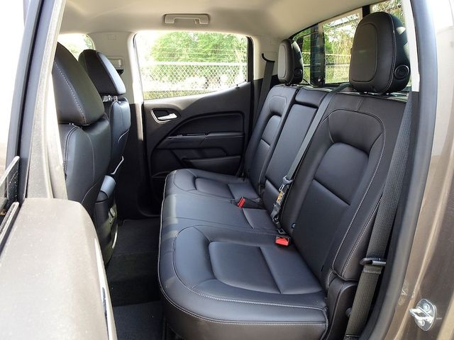 2017 GMC Canyon 4WD SLT Madison, NC 36