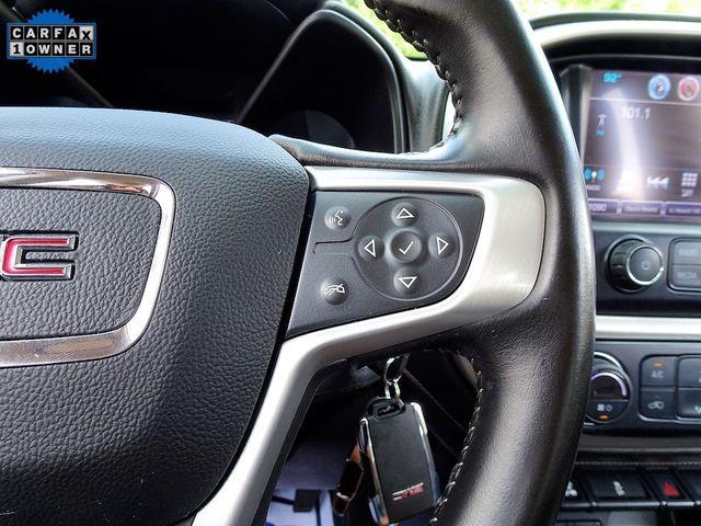 2017 GMC Canyon 4WD SLT Madison, NC 21