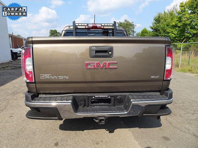 2017 GMC Canyon 4WD SLT Madison, NC 4