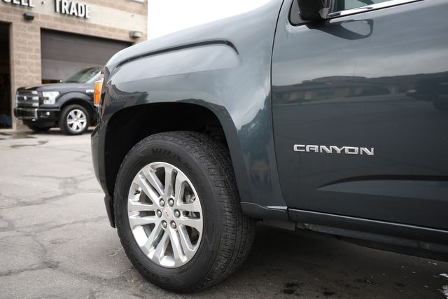 2017 GMC Canyon 4WD SLT in Spanish Fork, UT 84660
