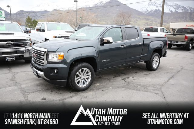2017 GMC Canyon 4WD SLT in Orem, Utah 84057