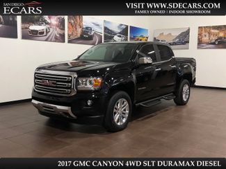 2017 GMC Canyon 4WD SLT in San Diego, CA 92126