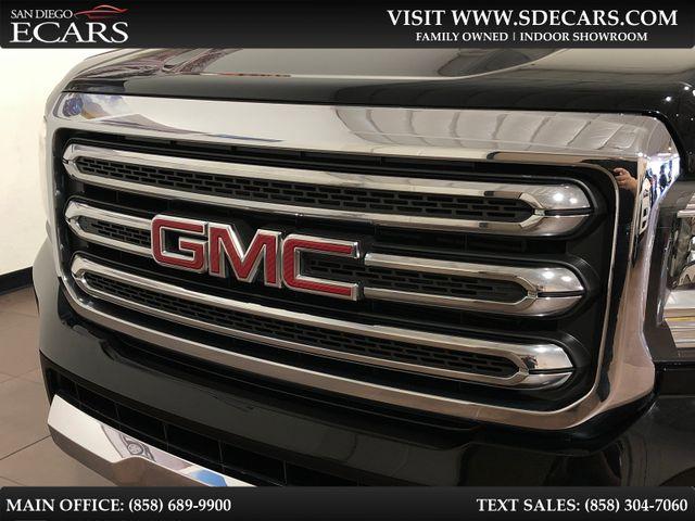 2017 GMC Canyon 4WD SLT in San Diego, CA 92126