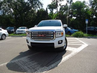 2017 GMC Canyon 4WD SLE SEFFNER, Florida