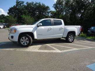 2017 GMC Canyon 4WD SLE SEFFNER, Florida 4