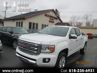2017 GMC Canyon 4WD SLT in Troy NY, 12182
