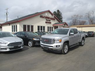 2017 GMC Canyon 4WD SLT in Troy, NY 12182