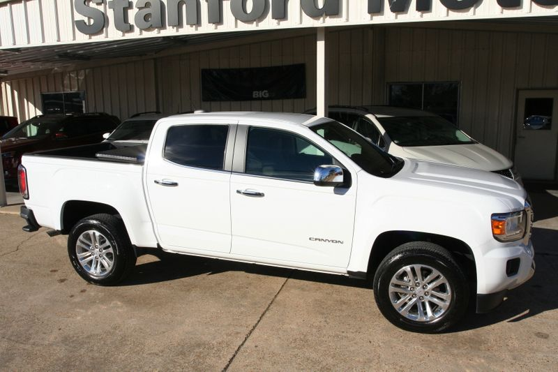 2017 GMC Canyon 2WD SLT in Vernon Alabama