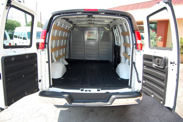 2017 GMC Cargo Van G2500 Charlotte, North Carolina 10